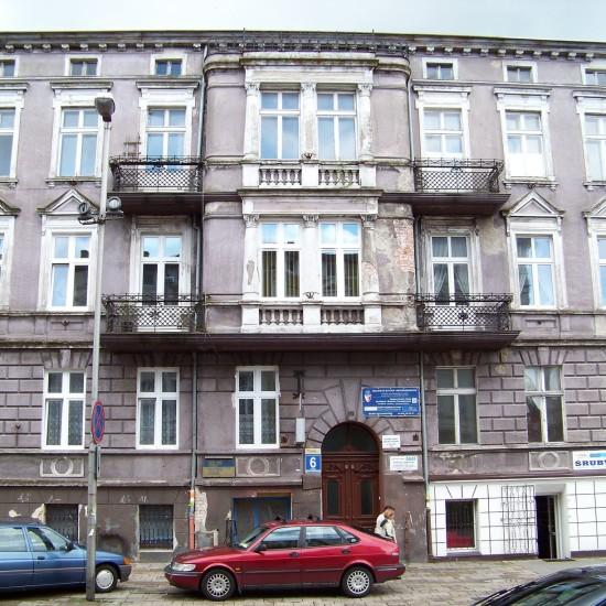 Piłsudskiego 6 – remont